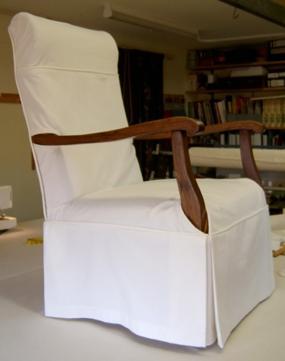 Fitted Furniture Cover Chairs